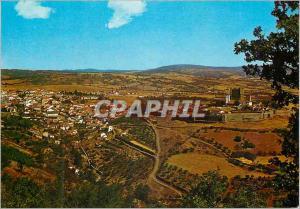Moderne Karte Portugal Braganca Vue generale