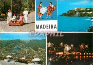 Moderne Karte Madeira les meilleurs vues de madere