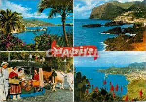 Moderne Karte Madeira les meilleures de madere