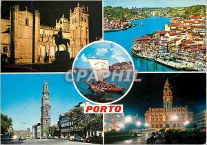 Moderne Karte Porto