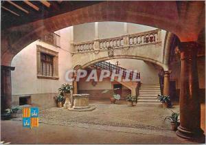 Moderne Karte 15032 patio tipico palma de mallorca