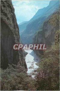 Moderne Karte China Tiger leaping Gorge