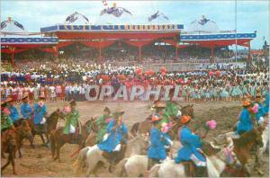 Moderne Karte China Nadam Fair in Jirem League