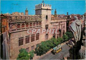 Moderne Karte Valencia la Bourse