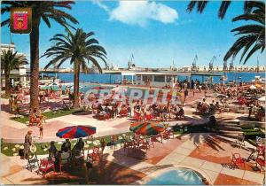Moderne Karte Valencia Club Nautique