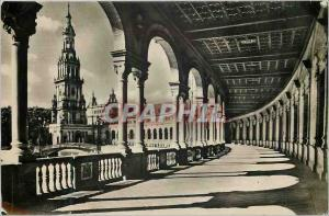 Moderne Karte Sevilla Place de l'Espagne Galerie