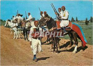 Moderne Karte Tunisie Cavaliers Zlass