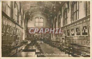 Moderne Karte The Dining Hall Christ Church Oxford