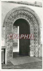 Moderne Karte Norman Doorway St Albans Abbey