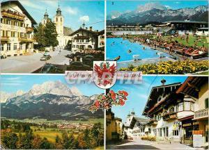 Moderne Karte St Johann in Tirol