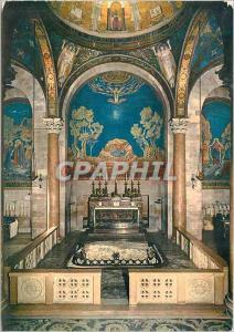 Moderne Karte Gethsemani Basilique de l'Agonie