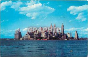 Moderne Karte The New York skyline