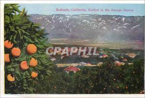 Moderne Karte Redlands California Nestled in the Orange Groves Universal City California The Capital of Filmla
