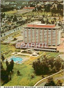Moderne Karte Addis Ababa Hilton International