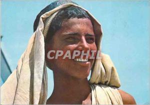 Moderne Karte Camel Driveer Massawa Ethiopia