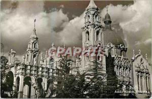 Moderne Karte Trinity (Selassie) Church Addis Ababa Ethiopia