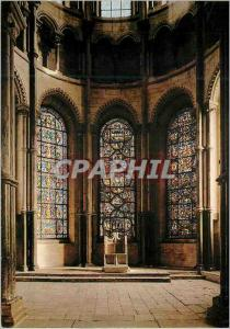 Moderne Karte Canterbury Cathedral St Augustine's Chair