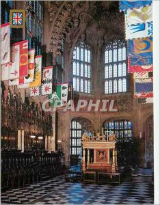 Moderne Karte Westminster Abbey Henry VII Chapelle
