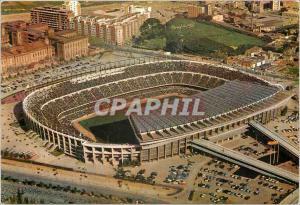 Moderne Karte Barcelona Stade du Foofball Club Barcelona