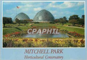 Moderne Karte Mitchell ParK Horticultural conservatory Milwaukee Wisconsin