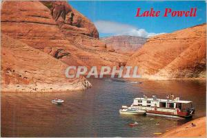 Moderne Karte Lake Powell OaK Canyon