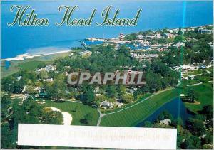 Moderne Karte Hilton Head Island