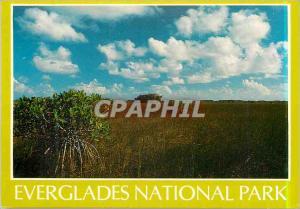 Moderne Karte Everglades National Park