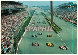 Moderne Karte Star of the Rice The greatest Spectacle in Racing Indianapolis Automobile