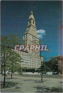 Moderne Karte Travelers Insurance Tower Hartford Connecticut