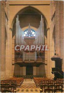 Moderne Karte Beauvais (Oise) Picardie Les Grandes Orgues de la Cathedrale Saint-Pierre Orgue