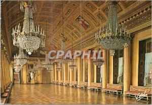 Moderne Karte Le Valois Compiegne (Oise) Le palais la galerie de bal