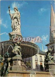 Moderne Karte Nantes (Loire-Atlantique) Place Royale