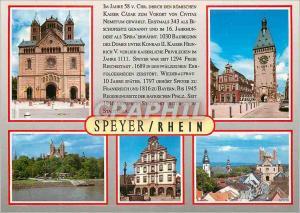 Moderne Karte Speyer sur Rhein bilder kaiserdom altportel rheinpanorama alte muner maximillanstrabe