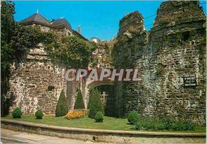 Moderne Karte Ancenis (Loire-Atlantique) Le chateau