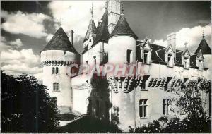 Moderne Karte Environs de Malesherbes Loiret Le chateau de Rouville