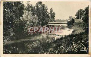 Moderne Karte Mary sur Marne Pont sur la Marne