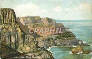 Ansichtskarte AK Pleaskin jtead giants causeway