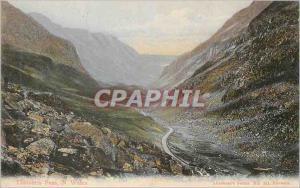 Ansichtskarte AK Lianberis Pass N Wales