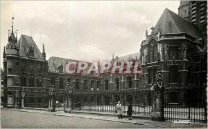 Moderne Karte Douai (Nord) L'Hotel de Ville