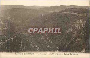 Ansichtskarte AK L'Aveyron Pittoresque Vue Pittoresque sur la Truyere et le Grand Tournant