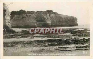 Moderne Karte St georges de didonne la pointe de suzac maree basse