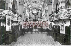 Moderne Karte Marrastein inueres der kirche