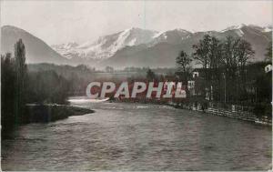 Moderne Karte Nos Belles Pyrenees au Centre le Pic de Gabizo Nay