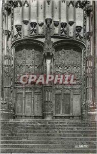 Moderne Karte Beauvais (Oise) Cathedrale St Pierre le Portail