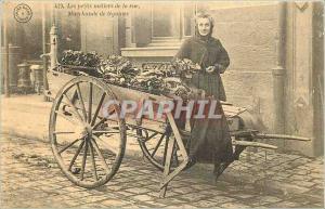 REPRO Les Petits Metiers de la Rue Marchande de Legumes C'Etait La France