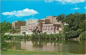 Moderne Karte Hillcresst Dormitory University of Iowa Iowa City