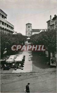 Moderne Karte Nos Belles Pyrenees Hendaye Place de la Republique