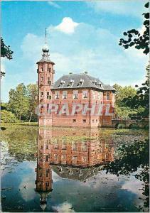 Moderne Karte Breda Holland Kasteel Bauvigne