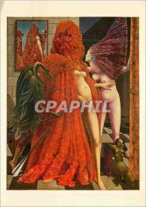 Moderne Karte Max Ernst La Toilette de la Maree (The Attirement of the Bride) 1940 Oil on Canvas The Peggy gug