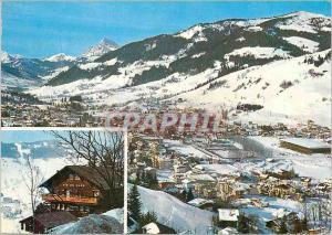 Moderne Karte Megeve Le Nid du Mage Hotel 14 Chambres avec Salle de Bains Restaurant Le Florimontane